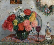 Натюрморт, 1924 - Смет, Леон де