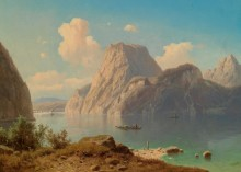 Озеро Траунзе - Хвала, Адольф