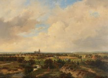 Панорамный пейзаж - Схельфхаут, Андреас
