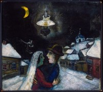 Ночь - Шагал, Марк Захарович