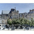 Церковь Сен-Жермен-л'Оксеруа, Париж - Моне, Клод