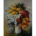 Цветы осени - Афремов, Леонид (20 век)