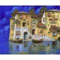 Синее небо - Борелли, Гвидо (20 век)