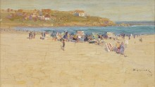 Silver Sands (Bondi), 1918 - Грюнер, Элиот
