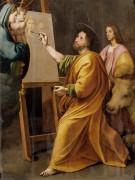 Святой Лука, рисующий Мадонну - Рафаэль, Санти