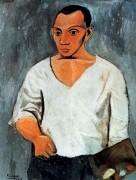 Автопортрет - Пикассо, Пабло