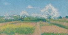 Сад художника - Ложе,  Ашиль
