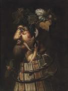 Осень - Арчимбольдо, Джузеппе