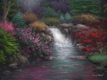Весна в саду - Пинсон, Чак (20 век)