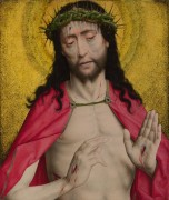 Христос увенчан терновым венком - Баутс, Дирк