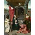 Поклонение волхвов - Босх, Иероним (Ерун Антонисон ван Акен)