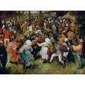Свадебный танец - Брейгель, Питер (Старший)