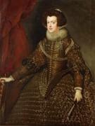 Королева Испании Изабелла - Веласкес, Диего