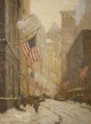 Зима на Брод-стрит - Кемпбелл, Лоренс А.