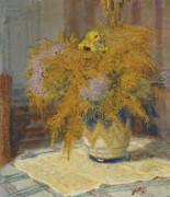 Букет цветов - Монтезен, Пьер-Эжен