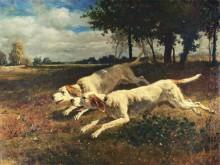 Бегущие собаки - Труайон, Констан