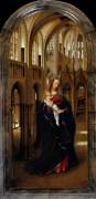 Мадонна в церкви - Эйк, Ян ван