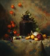 Черная ваза - Ридель, Давид