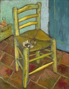Стул Ван Гога (Van Gogh's Chair), 1888 - Гог, Винсент ван