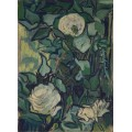 Розы и жук (Roses and Beetle), 1890 - Гог, Винсент ван