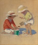 Постройка песочного замка - Смит, Джесси Уилкокс