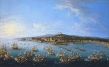 Отплытие Карлоса III из Неаполя в Испанию, 1759 - Йоли, Антонио
