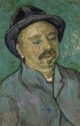 Портрет одноглазого (Portrait of a One Eyed Man), 1888 - Гог, Винсент ван