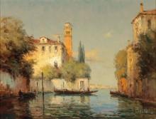 Венецианский пейзаж - Бувар, Ноэль Жорж