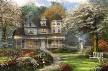 Дом в викторианском стиле - Девисон, Доминик