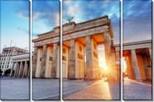 Бранденбургские ворота - Сток