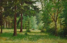 Дети в лесу - Шишкин, Иван Иванович