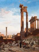 Римский форум - Вилберг, Кристиан