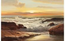 Золотой закат - Вуд, Роберт Вильям