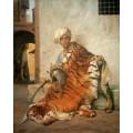 Каирский торговец шкурами - Жером, Жан-Леон