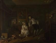 Дуэль и смерть графа - Хогарт, Уильям