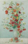 Цветы, 1938 - Ложе,  Ашиль
