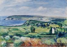 Равнина Крозон, Бретань, 1923 - Лебаск, Анри