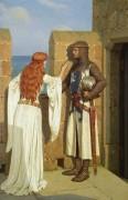 Тень (Женщина на крепостном валу) - Лейтон, Эдмунд Блэр