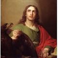 Евангелист Иоанн, 1804-1809 гг. -  Боровиковский, Владимир Лукич
