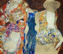Невеста - Климт, Густав