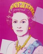 Королева Елизавета II - Уорхол, Энди