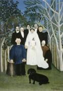 Свадебная компания - Руссо, Анри