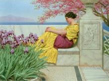 Под цветущими ветвями - Годвард, Джон Уильям