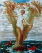 Венера Анадиомена - Бёклин, Арнольд
