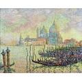 Большой канал Венеция - Синьяк, Поль