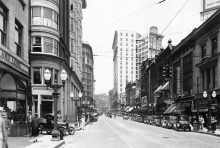 Пичтри - улица в Атланте