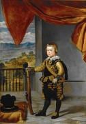 Принц Бальтазар Карлос - Веласкес, Диего