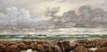 Прибрежный пейзаж - Бретт, Джон