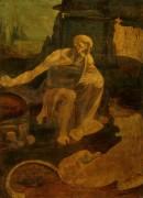 Святой Иероним - Винчи, Леонардо да