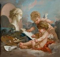 Французская школа живописи
